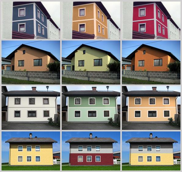 fassadenfarben bei hagentaler kaufen ht farben lacke. Black Bedroom Furniture Sets. Home Design Ideas