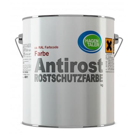 Hagentaler Antirost Rostschutzfarbe oxidrot