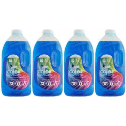 Waschmittel Color QUICK Sonderangebot - 4 x 3 l