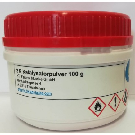 2 K Katalysatorpulver 100g