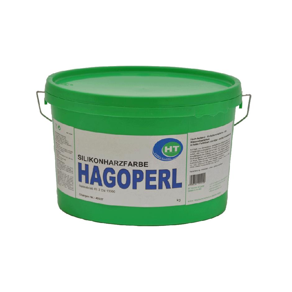 Fassadenfarbe Hagentaler Hagoperl