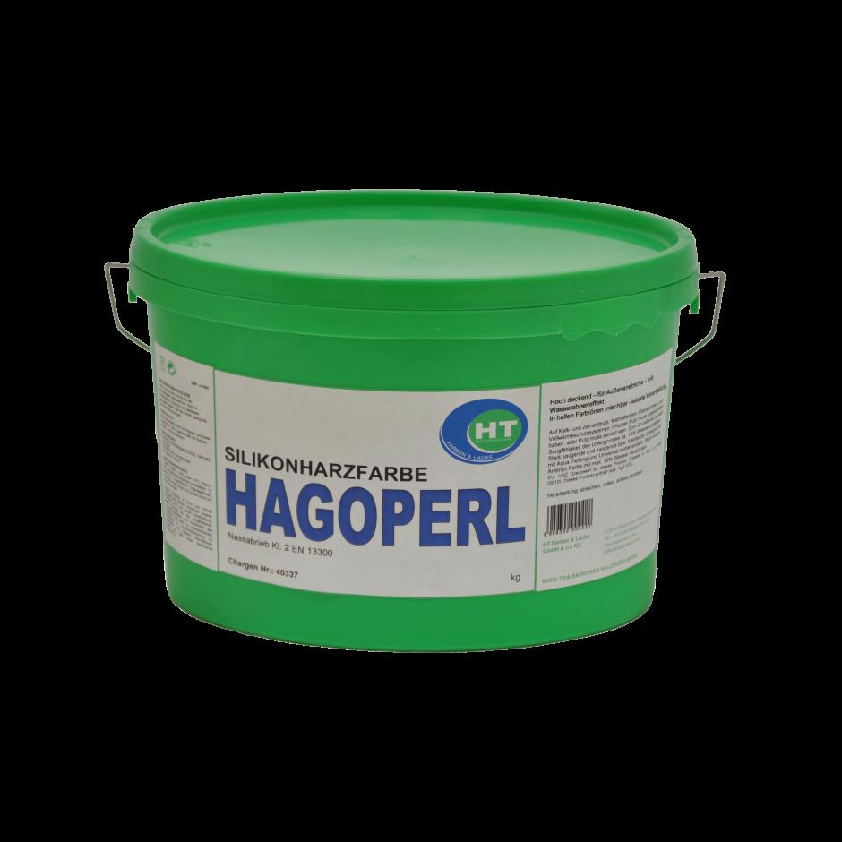 Hagentaler Hagoperl Silikonharzfarbe