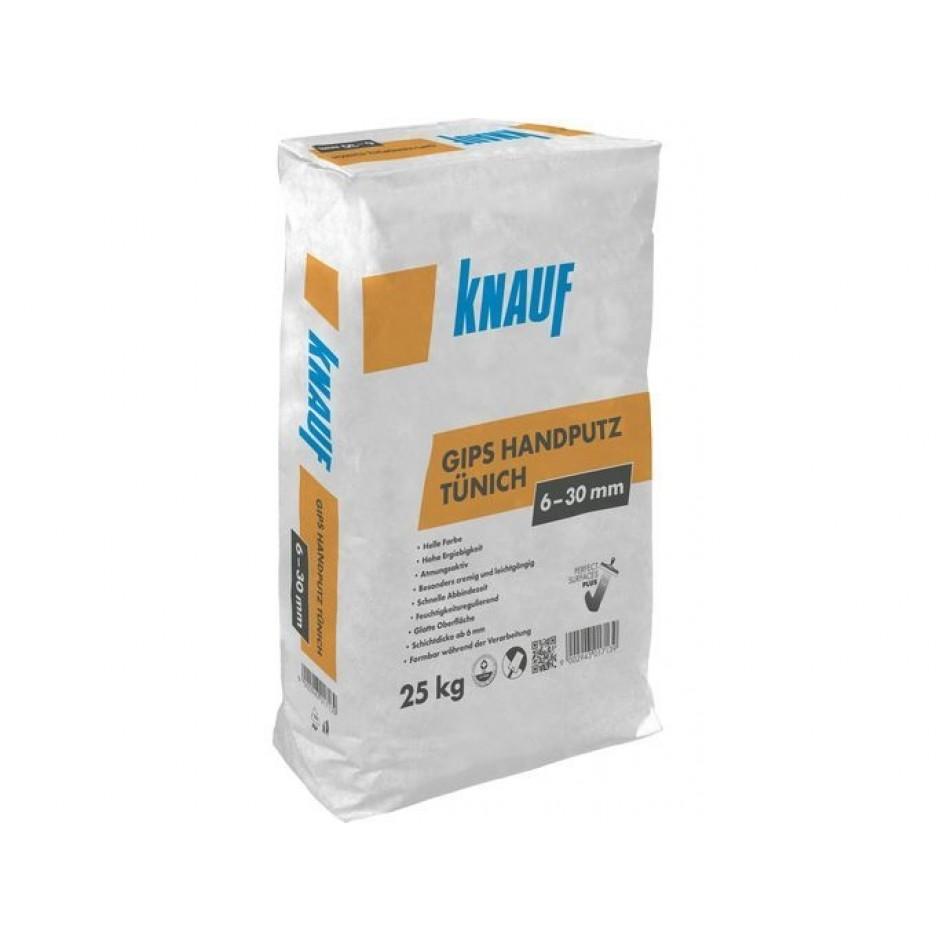 Knauf Gips Handputz Tünich 6-30