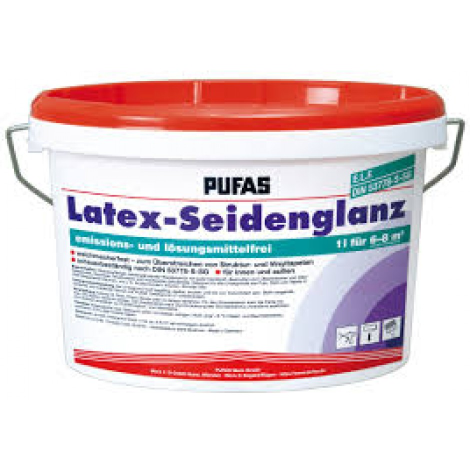 Pufas Latex Seidenglanz ELF