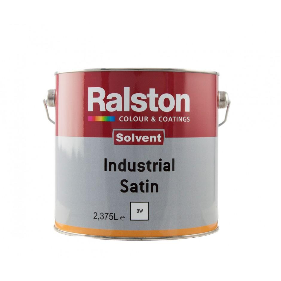 Ralston Solvent Industrial Satin Weiss