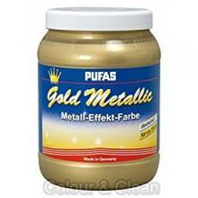 Pufas Metall-Effekt-Farbe