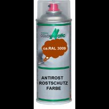 Antirost Rostschutzspray rot