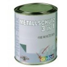 OK-Color Metallschutz 3 in 1 weiss