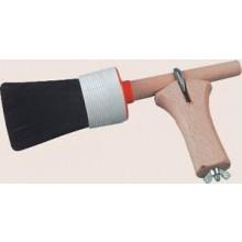 Revolverpinsel mit Stiel 18cm